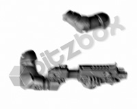 Primaris Space Marines Intercessors Bolt Rifle C