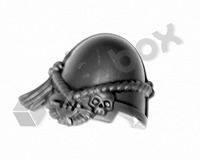 Primaris Space Marines Intercessors Shoulder Pad B