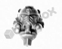 Primaris Space Marine Aggressors Head B