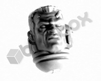 Primaris Space Marine Reivers Bare Head A