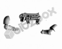 Primaris Space Marine Reivers Bolt Carbine B