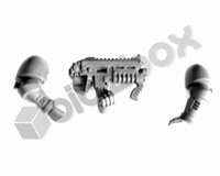 Primaris Space Marine Reivers Bolt Carbine C