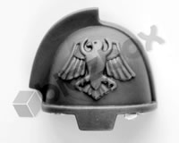 Raven Guard Primaris Upgrades Shoulder Pad C
