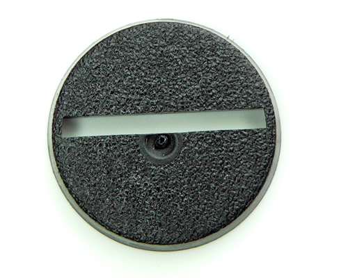 Citadel 25mm ROUND SLOTTED Base