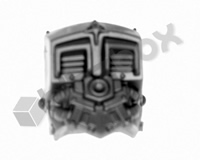 Thousand Sons Scarab Occult Terminators Torso Back