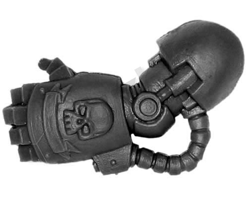 Space Marine Terminator Power Fist B