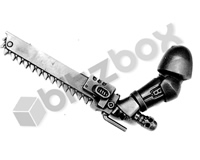 Space Marine Assault Squad Chainsword E