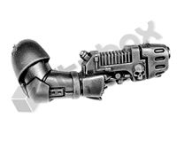 Space Marine Assault Squad Plasma Pistol B