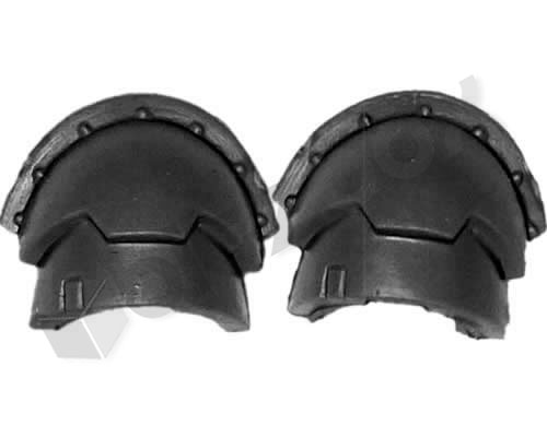 Space Marine Command Squad Company Champion Shoulder Pads