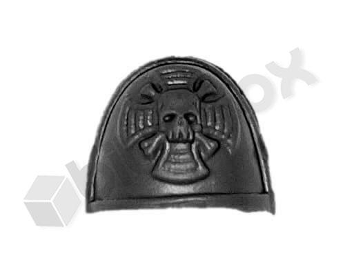 Warhammer 40K Space Marines Command Squad Shoulder Pad B