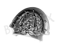Space Marine Sternguard Veterans Shoulder Pad D