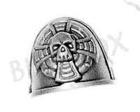 Space Marine Sternguard Veterans Shoulder Pad I