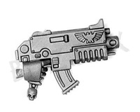 Space Marine Tactical Squad Boltgun A