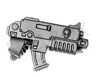 Space Marine Tactical Squad Boltgun D
