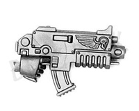 Space Marine Tactical Squad Boltgun E