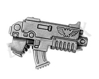 Space Marine Tactical Squad Boltgun G