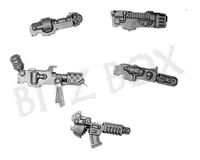 Space Marine Tactical Squad Combi Weapon