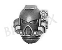 Space Marine Tactical Squad Head D