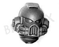 Space Marine Tactical Squad Head H