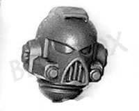 Space Marine Tactical Squad Head I