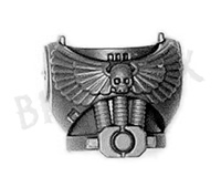 Space Marine Tactical Squad Torso Front C