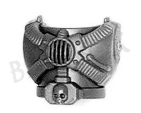 Space Marine Tactical Squad Torso Front F