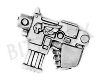 Space Marine Vanguard Veterans Bolt Pistol D
