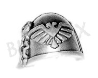 Space Marine Vanguard Veterans Shoulder Pad D