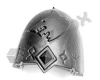 Space Wolves Chapter Upgrade Shoulder Pad F