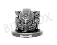 Space Wolves Venerable Dreadnought Head A