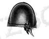Space Wolves Grey Hunters Shoulder Pad K