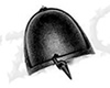Space Wolves Grey Hunters Shoulder Pad I