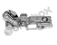 Tau Fire Warriors Pulse Carbine Arm