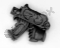 Thousand Sons Rubric Marines Inferno Bolt Pistol