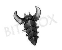 Tyranid Warriors Tyranid Prime Tail End