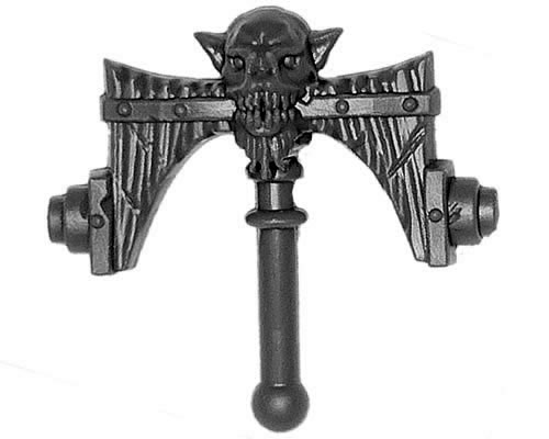 Vampire Counts Corpse Cart Bell Mount