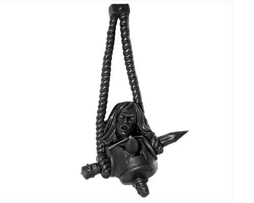 Vampire Counts Corpse Cart Hanging Accessory B