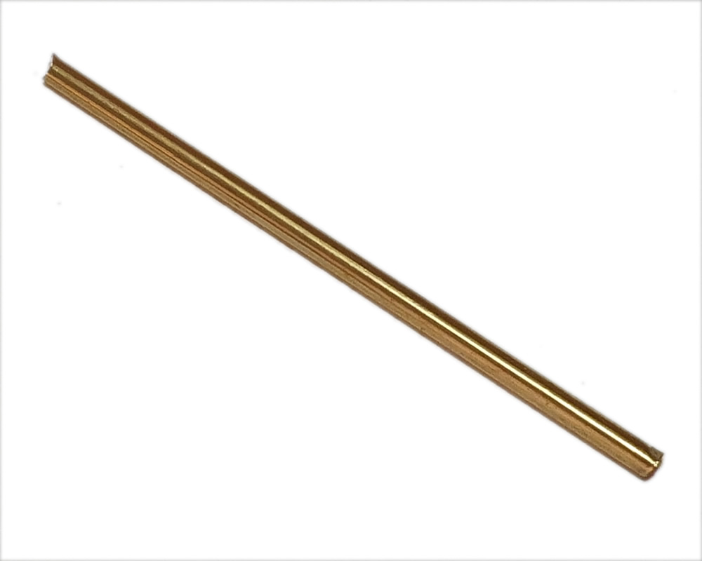 2mm Brass Rod - 5cm Length