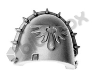 Blood Angels Chapter Upgrade Shoulder Pad I