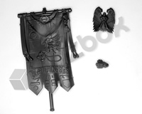 Blood Angels Terminator Banner