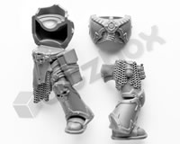 Chaos Space Marines Body C