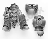 Chaos Space Marines Body D