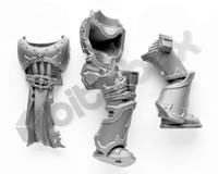 Chaos Space Marines Body F