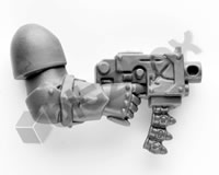 Chaos Space Marines Bolt Pistol E