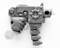 Chaos Space Marines Bolt Pistol G