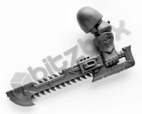 Chaos Space Marines Chainsword D
