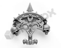 Chaos Space Marines Icon B