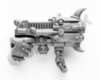 Chaos Space Marines Plasma Pistol A
