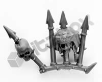 Chaos Space Marines Terminators Trophy Rack E