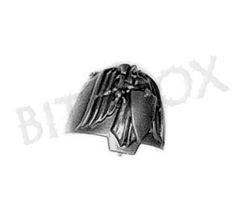 Dark Angels Deathwing Knights Shoulder Pad B